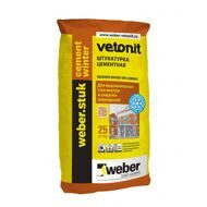 weber.stuk cement winter (25кг)