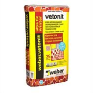 weber.vetonit ultra fix winter (25кг)
