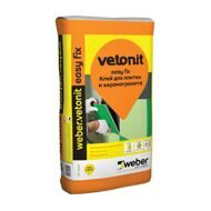 weber.vetonit easy fix (25кг)