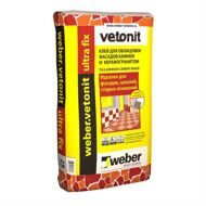 weber.vetonit ultra fix (25кг)