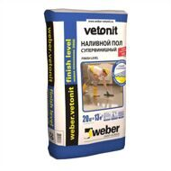 weber.vetonit finish level